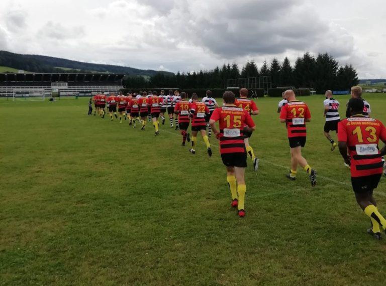 zápas Rugby Nýrsko - RC České Budějovice